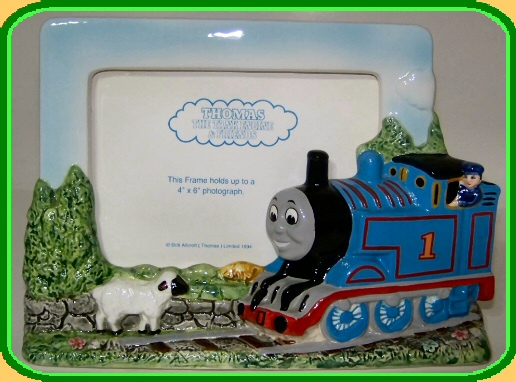 Thomas on the Line Picture Frame by Schmid (42036)