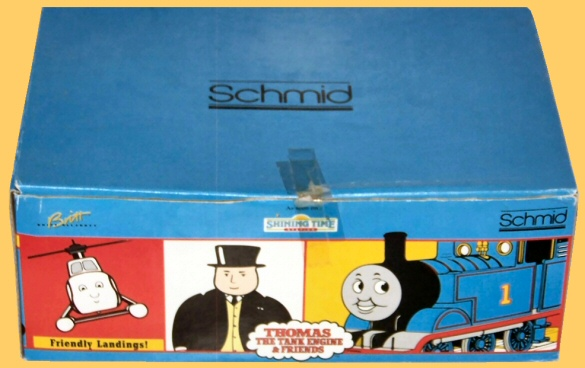 Thomas on the Line Pic Frame Schmid (42036) box