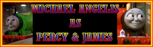 Michael Angelis as Percy and James