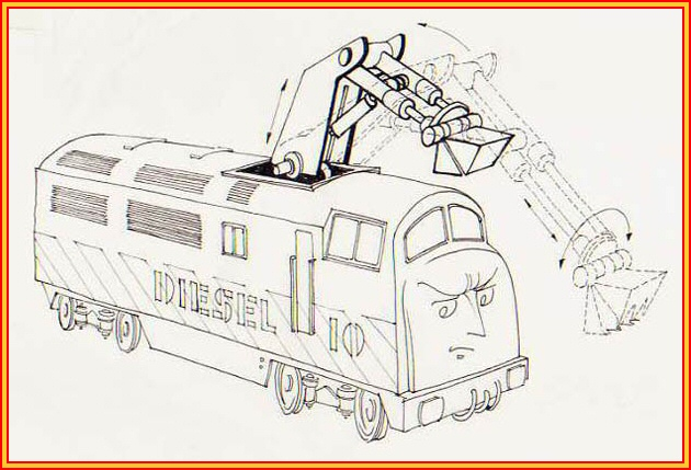 Oleg Savytski's conceptual artwork for Diesel 10