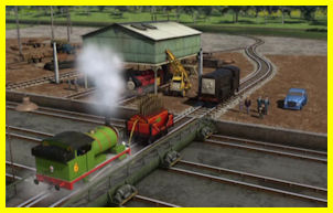 Percy and the Calliope